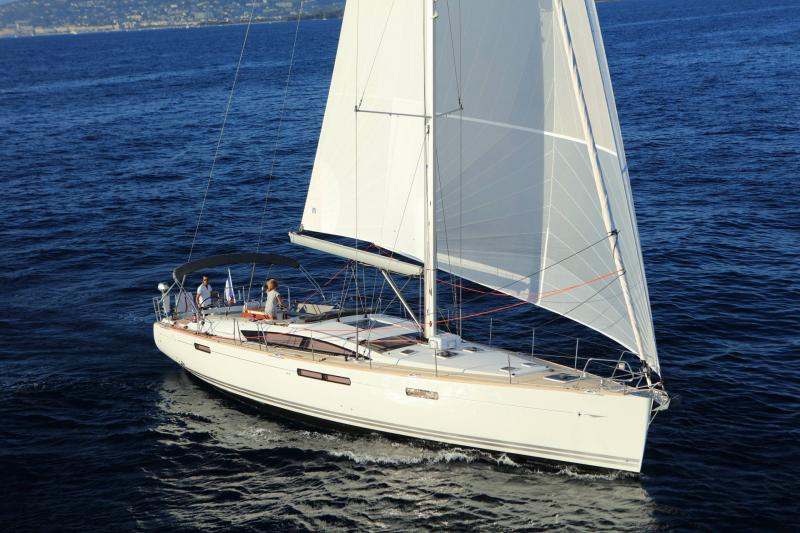Jeanneau 58 │ Jeanneau Yachts of 18m │ Boat Sailboat Jeanneau  17539
