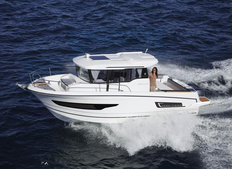 Merry Fisher 875 Marlin Vistas del exterior 2