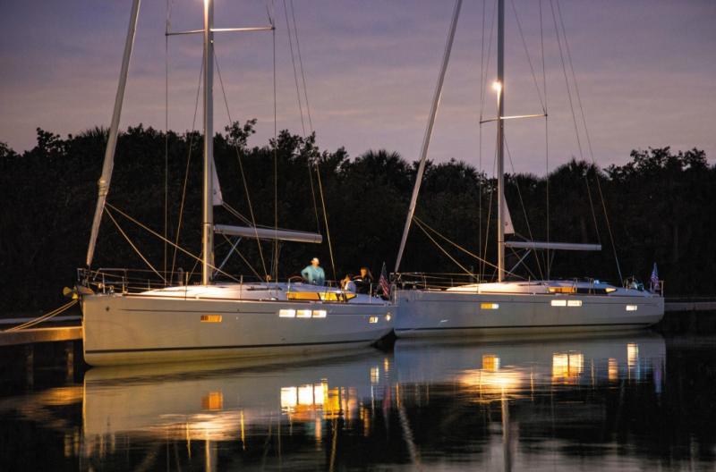 Sun Odyssey 509 │ Sun Odyssey de 15m │ Bateaux Voiliers Jeanneau  8427