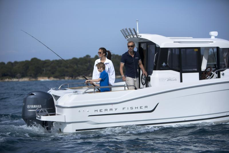 Merry Fisher 695 Marlin Vistas del exterior 5