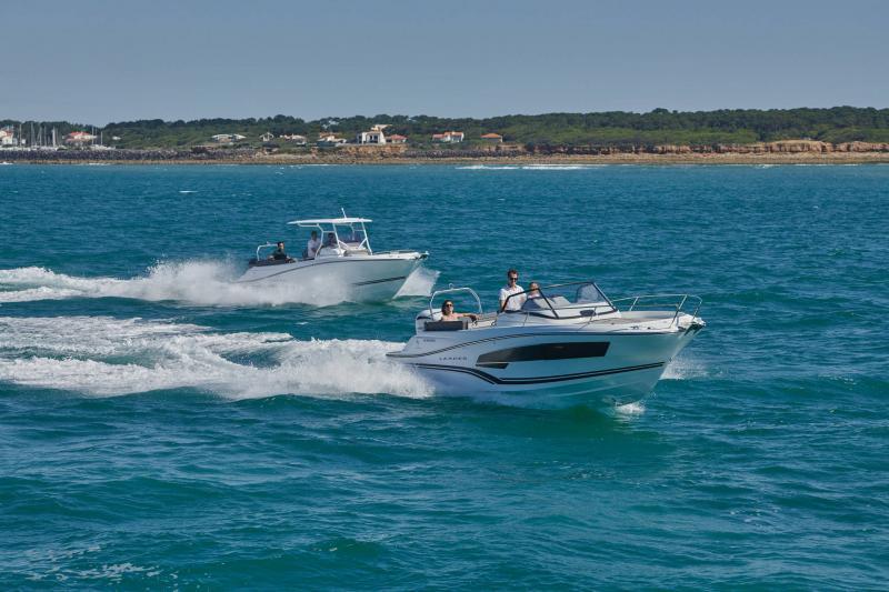 Leader 7.5 CC Series 3 │ Leader CC of 7m │ Boat powerboat Jeanneau  23221