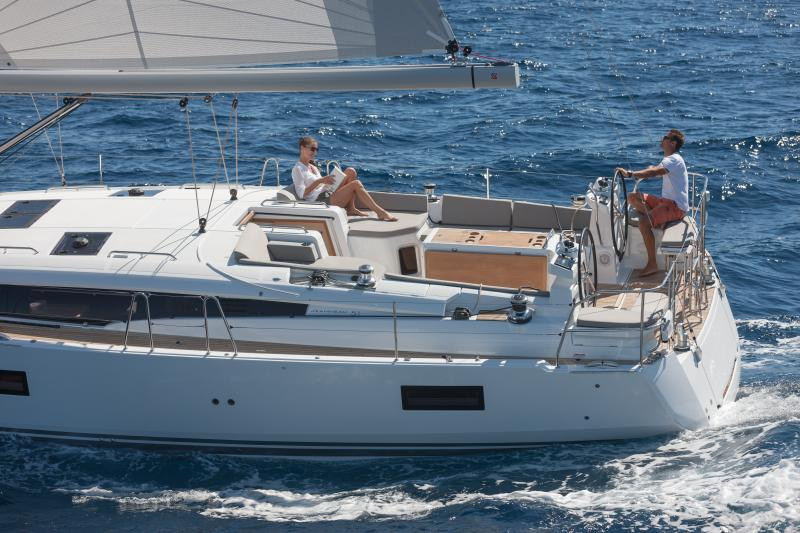 Jeanneau 51 Exterior Views 12