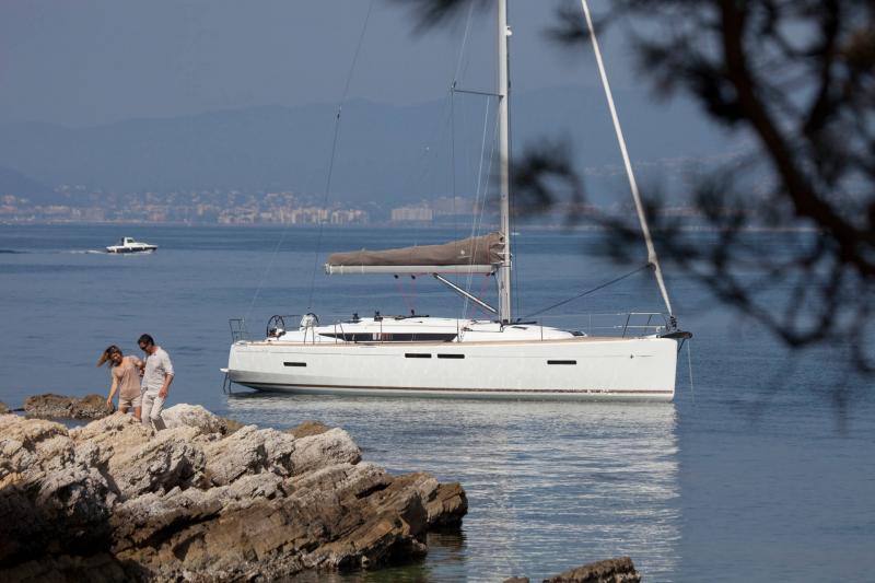 Sun Odyssey 419 │ Sun Odyssey of 13m │ Boat Veleros Jeanneau  19377