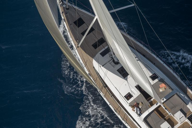 Jeanneau 64 Exterior Views 2