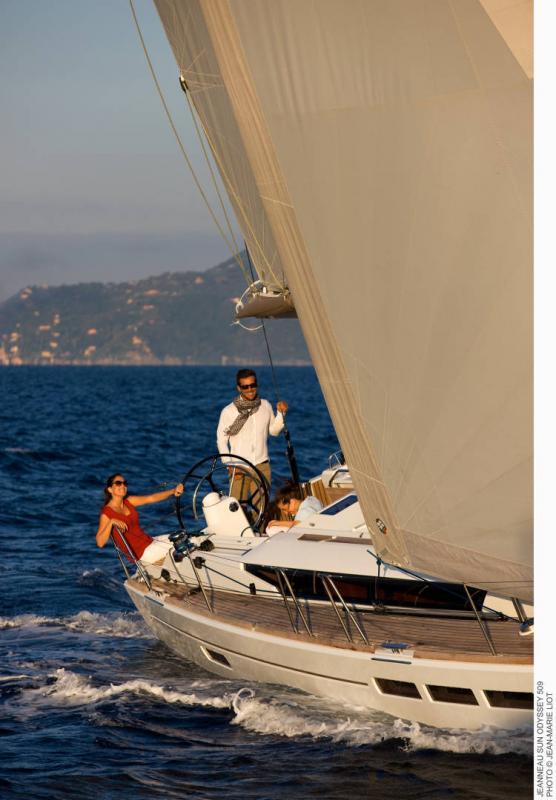 Sun Odyssey 519 │ Sun Odyssey of 16m │ Boat Segelboote Jeanneau  19781