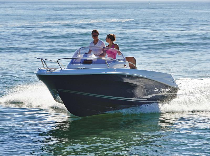 Cap Camarat 5.5 WA │ Cap Camarat Walk Around of 5m │ Boat Outboard Jeanneau  10985