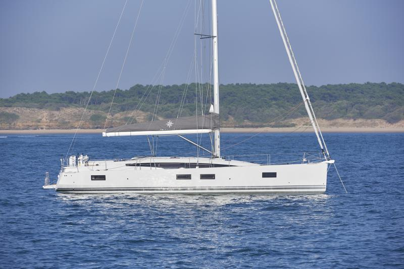 Jeanneau 51 Exterior Views 67