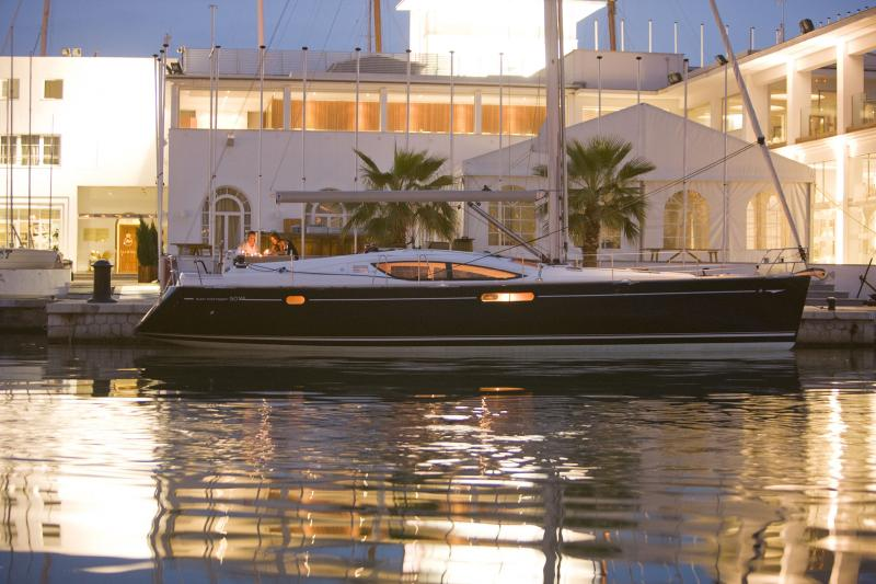 Sun Odyssey 50 DS │ Sun Odyssey DS of 15m │ Boat Sailboat Jeanneau boat Sun-Odyssey-DS-50DS 156