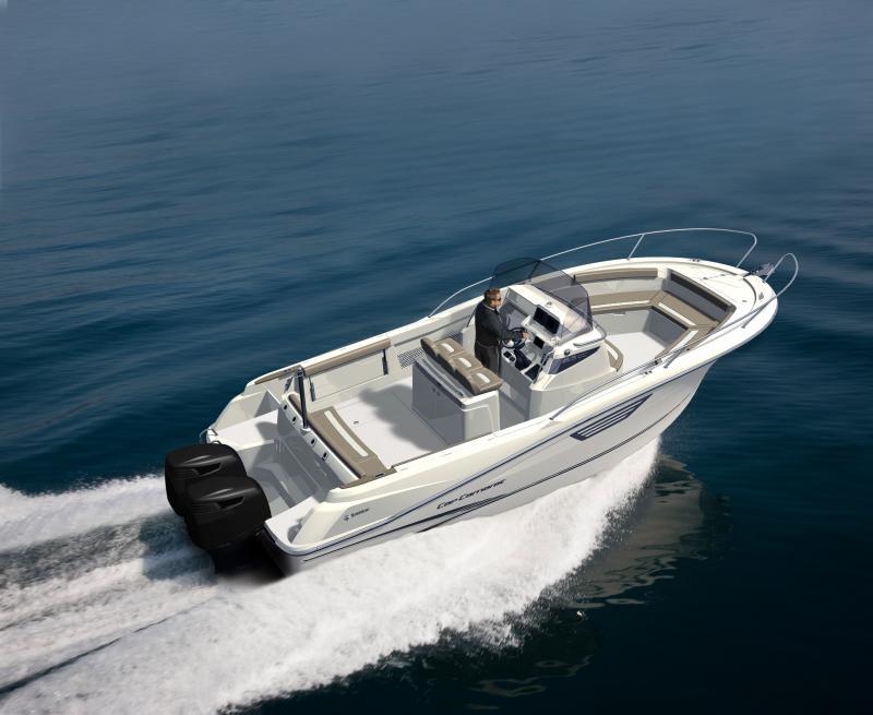 Cap Camarat 8.5 CC │ Cap Camarat Center Console of 8m │ Boat Outboard Jeanneau boat Cap_Camarat_CC-8.5CC 298