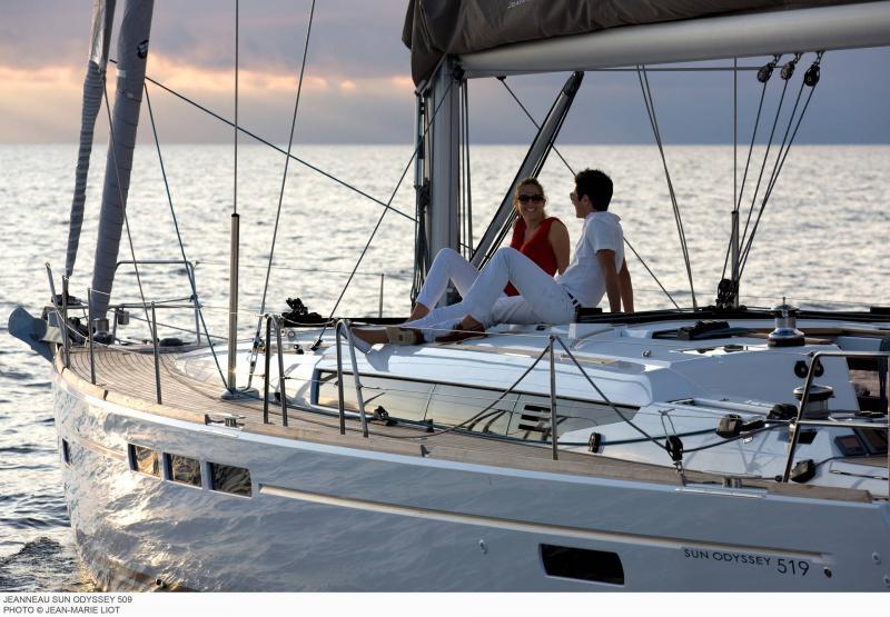 Sun Odyssey 519 │ Sun Odyssey of 16m │ Boat Segelboote Jeanneau  19788