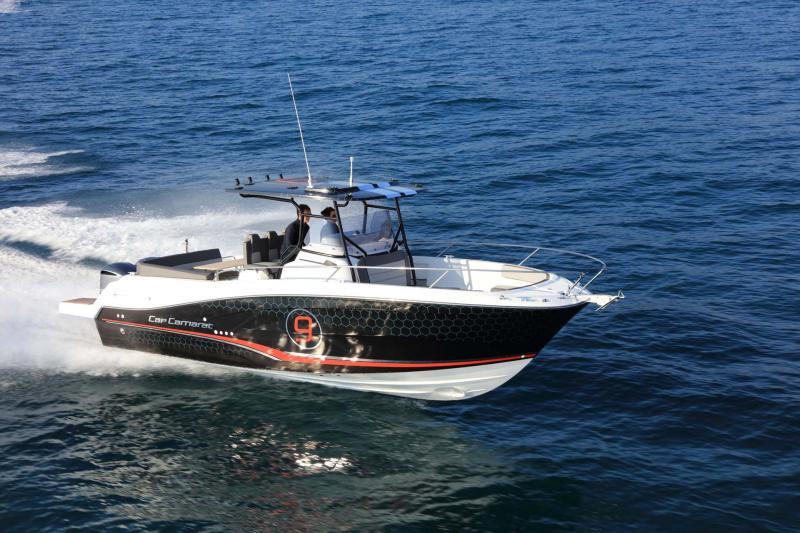 Cap Camarat 9.0 CC │ Cap Camarat Center Console of 9m │ Boat powerboat Jeanneau Cap Camarat 9.0 CC 11530