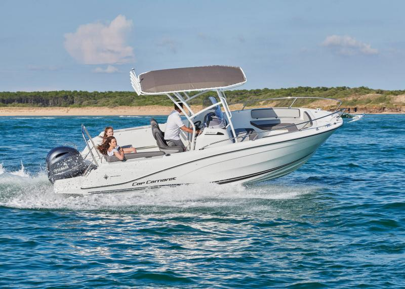 Cap Camarat 6.5 CC série3 │ Cap Camarat Center Console of 7m │ Boat powerboat Jeanneau  22109