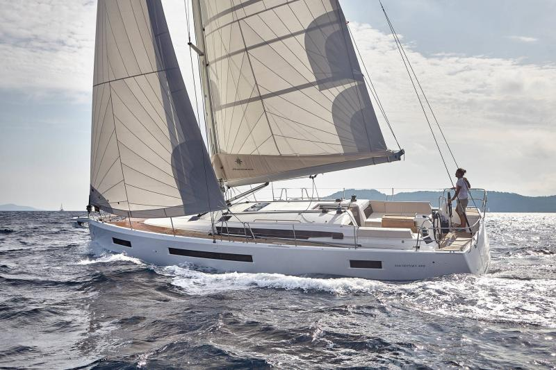 Sun Odyssey 490 │ Sun Odyssey Walk-Around of 14m │ Boat Sailboat Jeanneau  19714