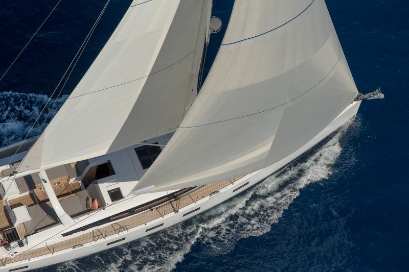 Jeanneau Yachts 64 │ Jeanneau Yachts de 20m │ Bateaux Voiliers Jeanneau  17624