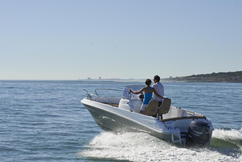 Cap Camarat 5.5 CC │ Cap Camarat Center Console of 5m │ Boat Fuori bordo Jeanneau barche Cap_Camarat_CC-5.5CCs2 627