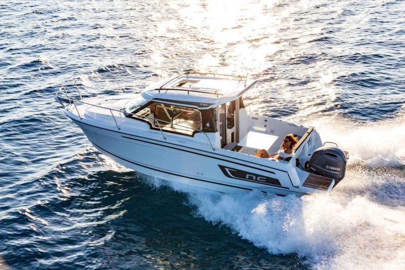 NC 795 Series 2 │ NC Weekender of 8m │ Boat powerboat Jeanneau  21945