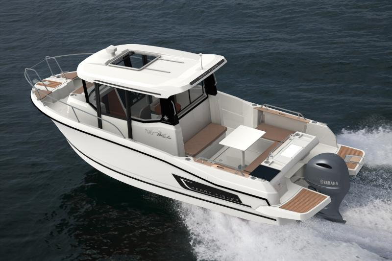 Merry Fisher 795 Marlin Vistas del exterior 3