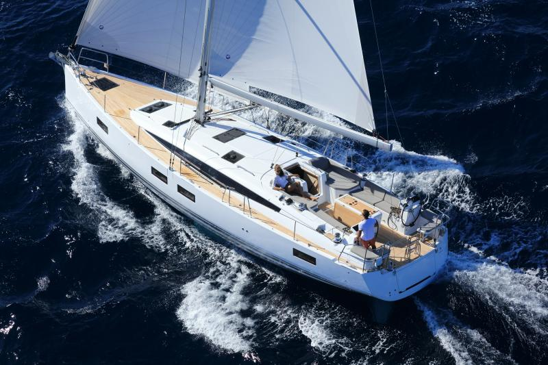 Jeanneau 51 Exterior Views 24