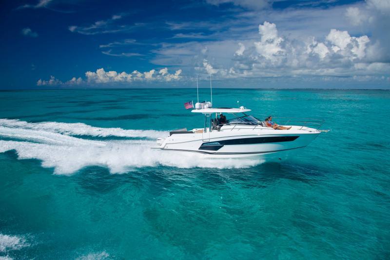 Leader 12.5 │ Leader WA of 12m │ Boat powerboat Jeanneau  21776
