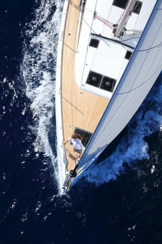 Jeanneau Yachts 51 │ Jeanneau Yachts de 15m │ Bateaux Voiliers Jeanneau  17375