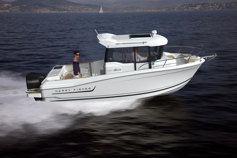 Merry Fisher 695 Marlin Vistas del exterior 16