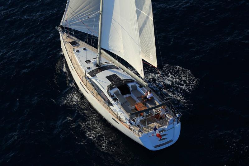 Jeanneau 58 │ Jeanneau Yachts of 18m │ Boat Sailboat Jeanneau  17533