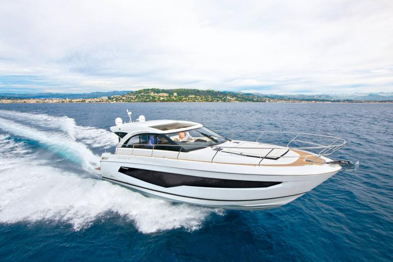 Leader 46 │ Leader of 14m │ Boat powerboat Jeanneau  20051
