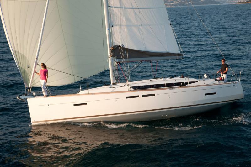 Sun Odyssey 419 │ Sun Odyssey of 13m │ Boat Yelkenli̇ Jeanneau  19384