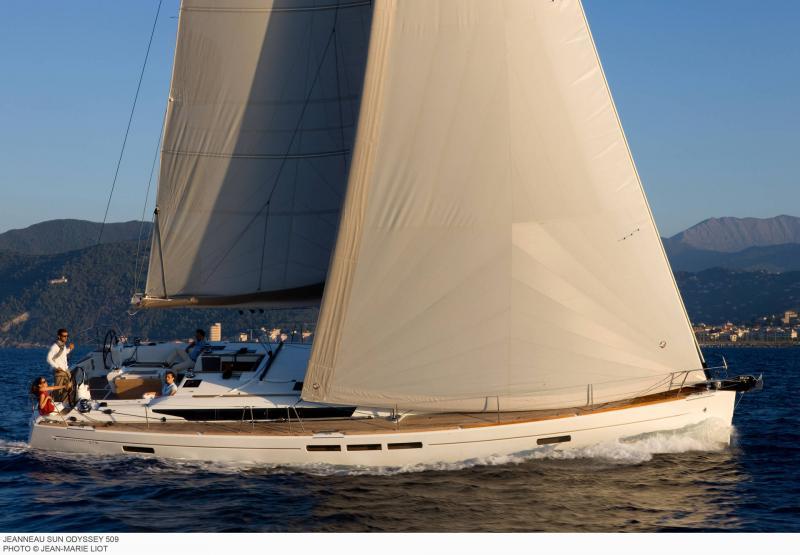 Sun Odyssey 519 │ Sun Odyssey of 16m │ Boat Segelboote Jeanneau  19787
