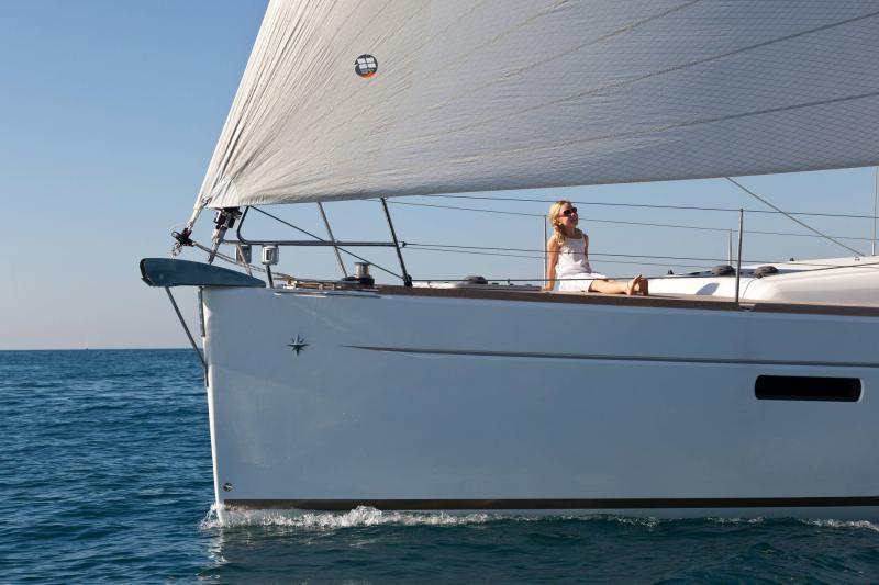 Sun Odyssey 479 │ Sun Odyssey of 14m │ Boat Veleros Jeanneau  19554