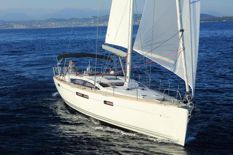 Jeanneau 58 │ Jeanneau Yachts of 18m │ Boat Sailboat Jeanneau  17521
