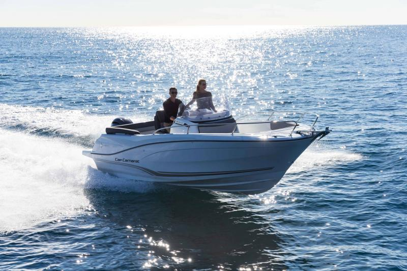 Cap Camarat 6.5 CC série3 │ Cap Camarat Center Console of 7m │ Boat powerboat Jeanneau  17162