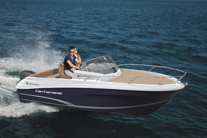 Cap Camarat 5.5 WA │ Cap Camarat Walk Around of 5m │ Boat powerboat Jeanneau barche Cap_Camarat_WA-5.5WAs2 435