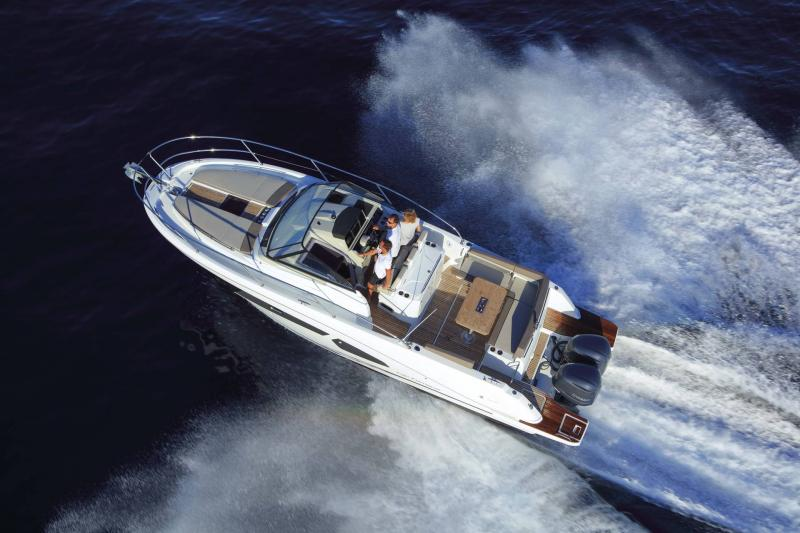 Cap Camarat 10.5 WA │ Cap Camarat Walk Around of 11m │ Boat Outboard Jeanneau 1-Navigation 17119