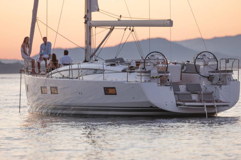 Jeanneau Yachts 51 │ Jeanneau Yachts de 15m │ Bateaux Voiliers Jeanneau  17393