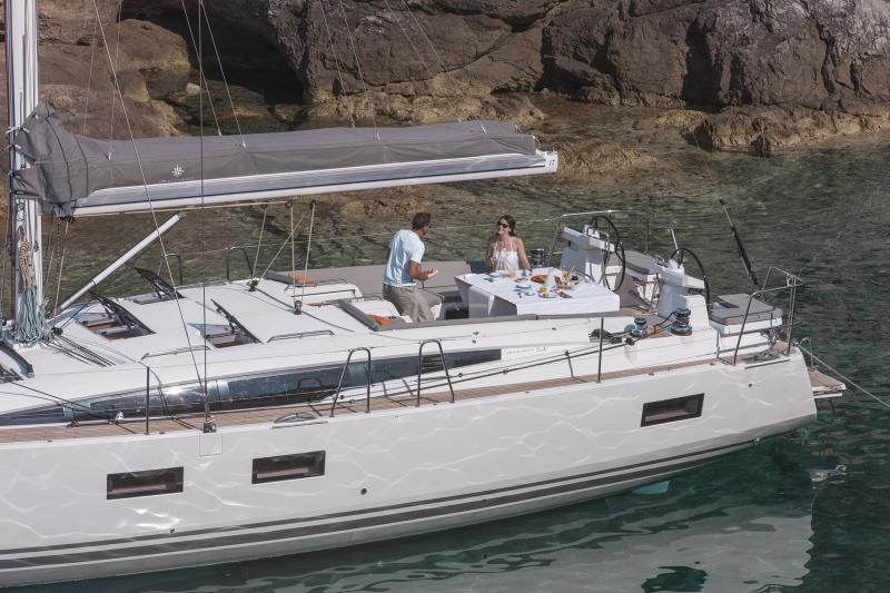 Jeanneau 54 Exterior Views 60