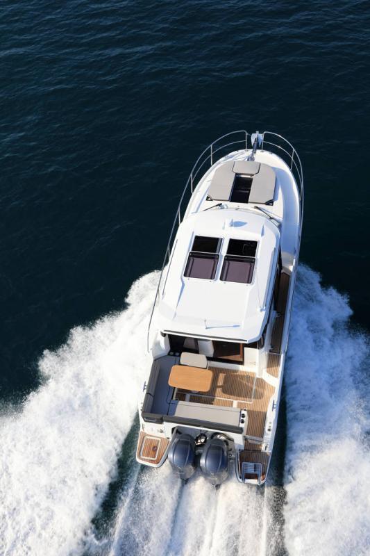 NC 1095 │ NC Weekender of 11m │ Boat powerboat Jeanneau  18882