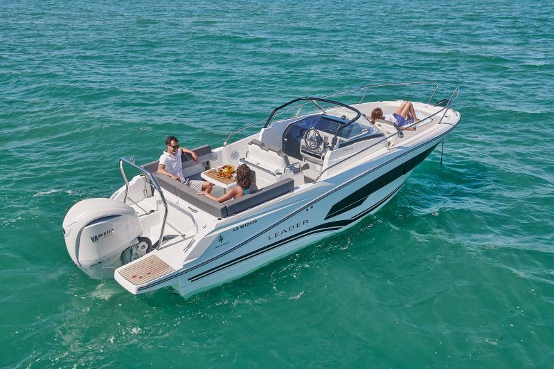 Leader 7.5 Series 3 │ Leader of 7m │ Boat powerboat Jeanneau  23182