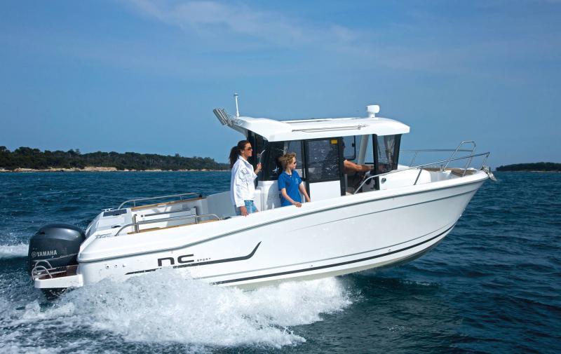 NC 695 Sport │ NC Sport of 7m │ Boat powerboat Jeanneau  18923