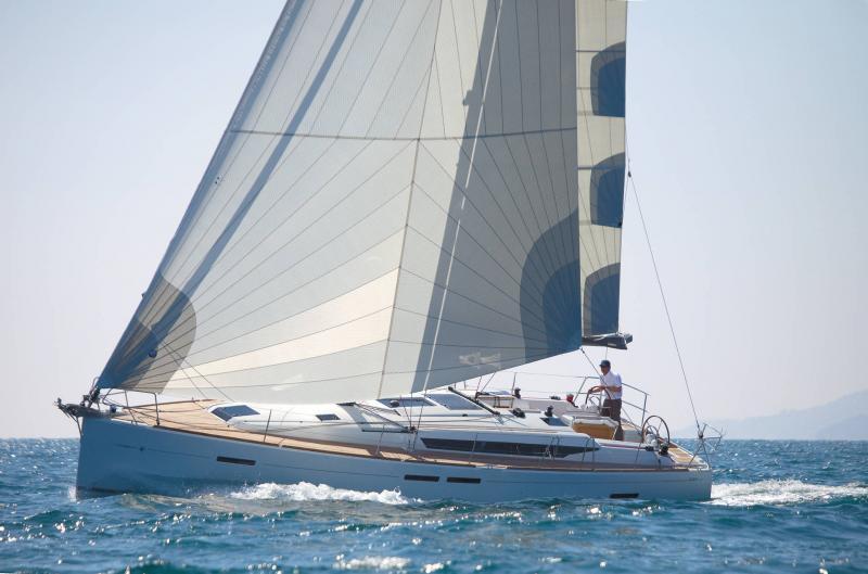 Sun Odyssey 449 │ Sun Odyssey of 14m │ Boat Sailboat Jeanneau  19501
