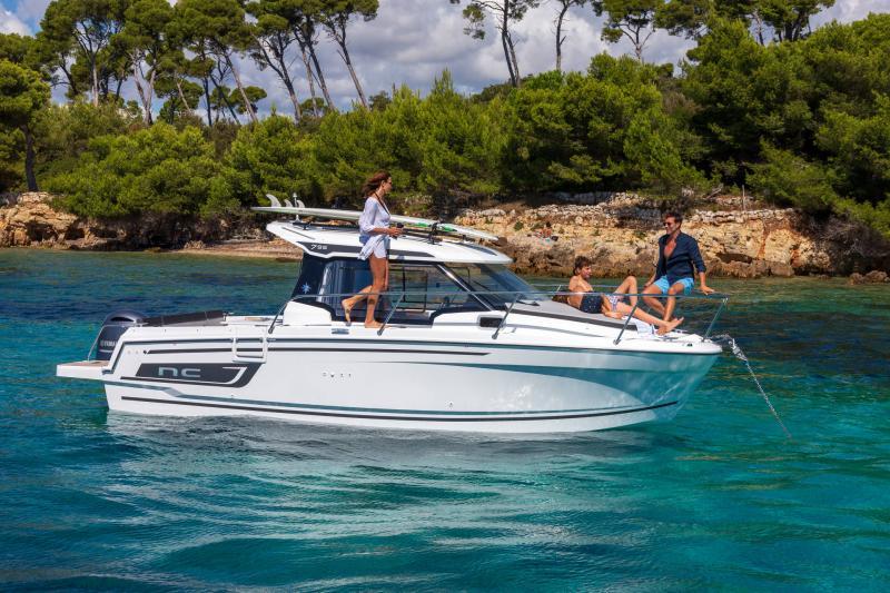 NC 795 Series 2 │ NC Weekender of 8m │ Boat powerboat Jeanneau  21936