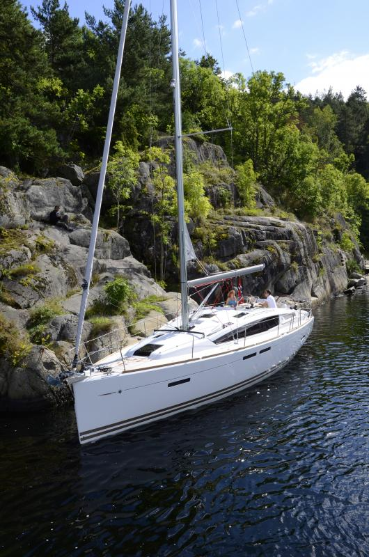 Sun Odyssey 41 DS │ Sun Odyssey DS of 12m │ Boat Sailboat Jeanneau boat Sun-Odyssey-DS-41DS 579