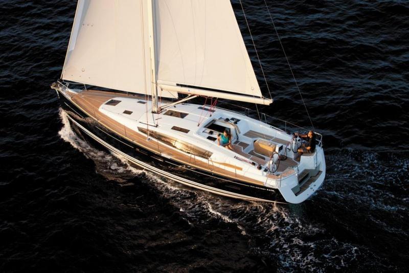 Sun Odyssey 44 DS │ Sun Odyssey DS of 13m │ Boat Sailboat Jeanneau boat Sun-Odyssey-DS-44DS 372