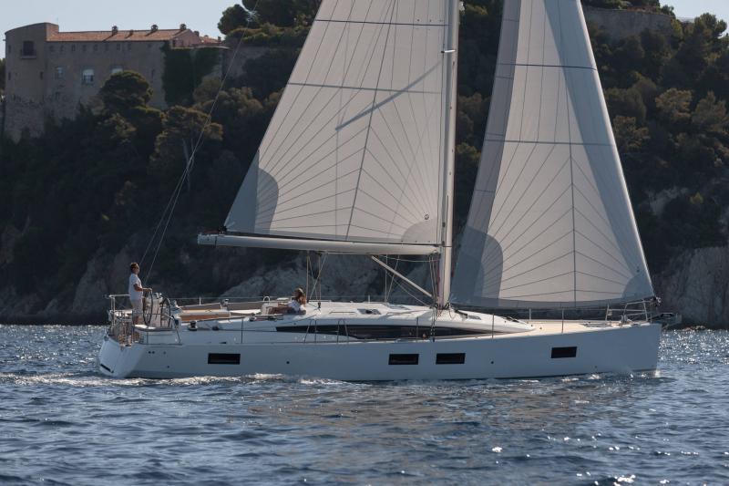 Jeanneau Yachts 51 │ Jeanneau Yachts de 15m │ Bateaux Voiliers Jeanneau  17364