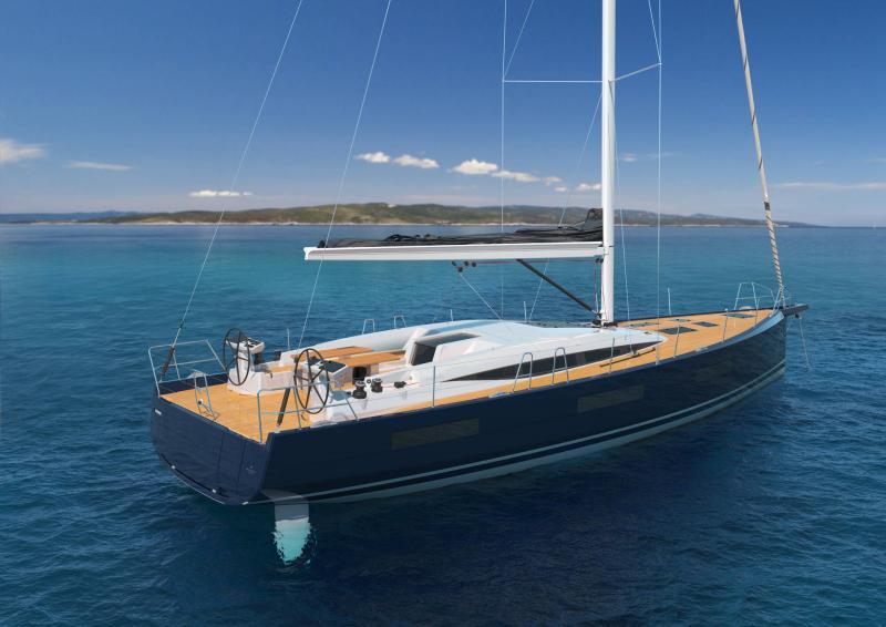 Jeanneau Yachts 60 │ Jeanneau Yachts of 18m │ Boat Sailboat Jeanneau  20848