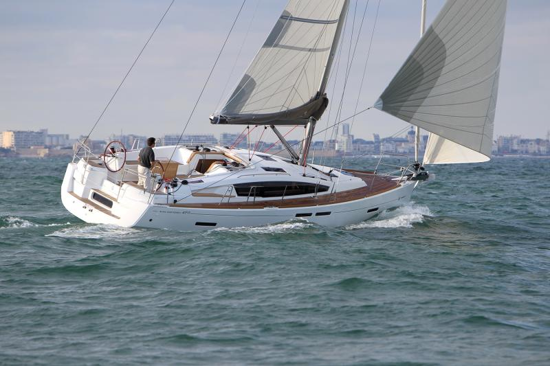 Sun Odyssey 41 DS │ Sun Odyssey DS of 12m │ Boat Sailboat Jeanneau boat Sun-Odyssey-DS-41DS 518