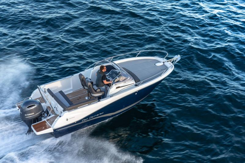 Cap Camarat 6.5 WA série3 │ Cap Camarat Walk Around of 6m │ Boat powerboat Jeanneau  17188