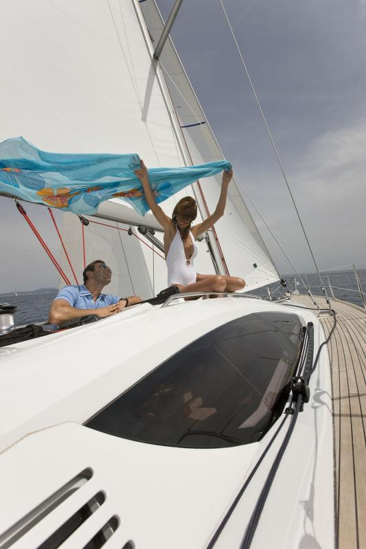 Sun Odyssey 50 DS │ Sun Odyssey DS of 15m │ Boat Sailboat Jeanneau boat Sun-Odyssey-DS-50DS 133