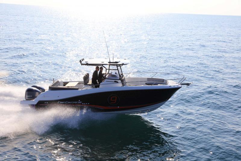 Cap Camarat 9.0 CC │ Cap Camarat Center Console of 9m │ Boat Outboard Jeanneau Cap Camarat 9.0 CC 11542