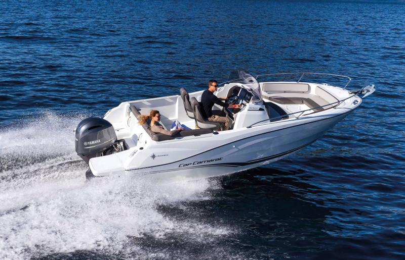 Cap Camarat 6.5 CC série3 │ Cap Camarat Center Console of 7m │ Boat powerboat Jeanneau  22112